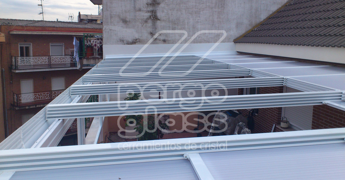 Instalacion y montaje de techos moviles en madrid - Moviles de techo ...